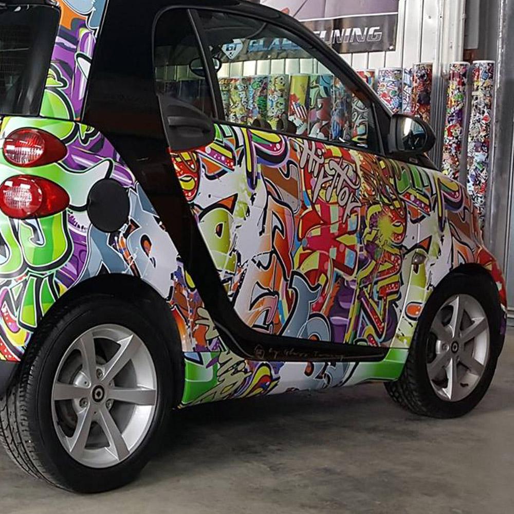 Folie Autocolant Auto