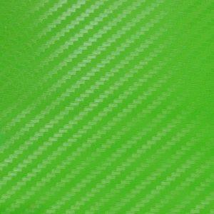 Carbon 3D Verde Deschis GLS 3D07