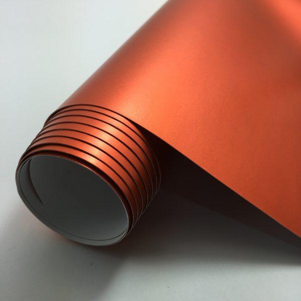 Mat Metalic Portocaliu GLS MC008