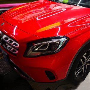Glossy Ferrari Red GLS G010