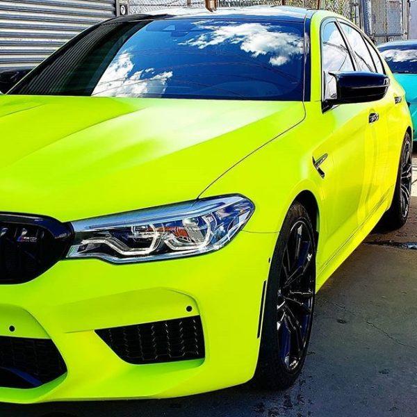 Pearl Metal Fluorescent Yellow DG29