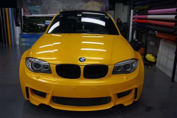 Crystal Maple Yellow GLS C60