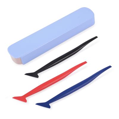 Micro raclete pentru colt (3 buc / set) GLS-A97