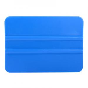 Racleta moale cu nervuri culoare albastra GLS-A47