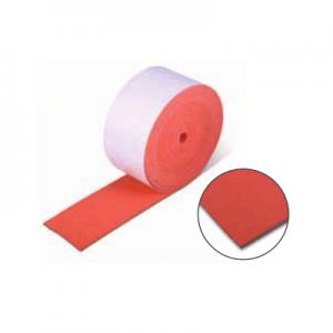 Banda piele intoarsa culoare portocaliu GLS-A81-5M