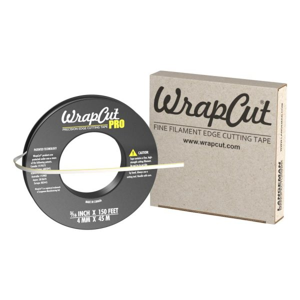 Fir Wrapcut PRO 4mm x 45m GLS WRP1