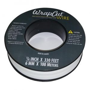 Fir Wrapcut Wire 6mm x 100m GLS WRP2