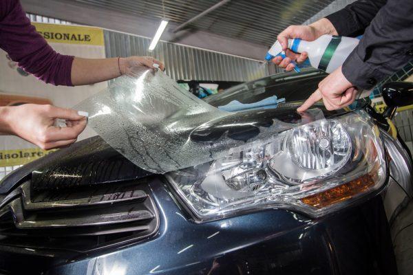 Folie Protectie PPF cu Autovindecare GLS PPF01