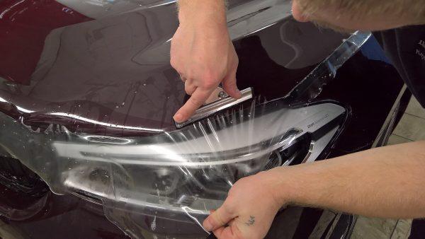Folie Protectie PVC GLS PVC01